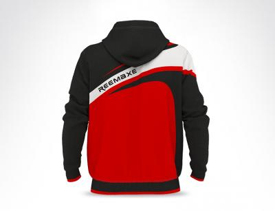 Pro Red Hoodie