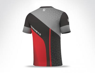 Sublimation Linner Soccer Shirt