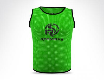 Green Training Vest Bib