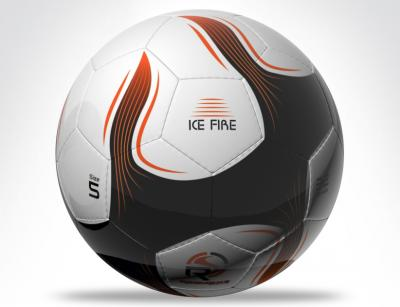 Ice Fire Top Training Ball