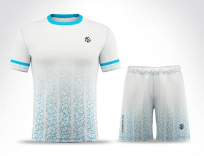 Sublimation Sky Soccer Set